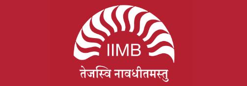 Logo for IIMB