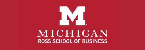 Logo for Michigan School of Business