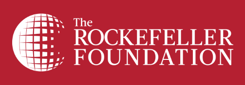 Logo for the Rockefeller Foundation